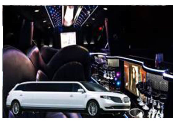 Stretch Limousine Wedding Chicago