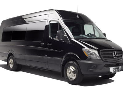 Mercedes Sprinter Limousine Chicago, Sprinter Executive limo