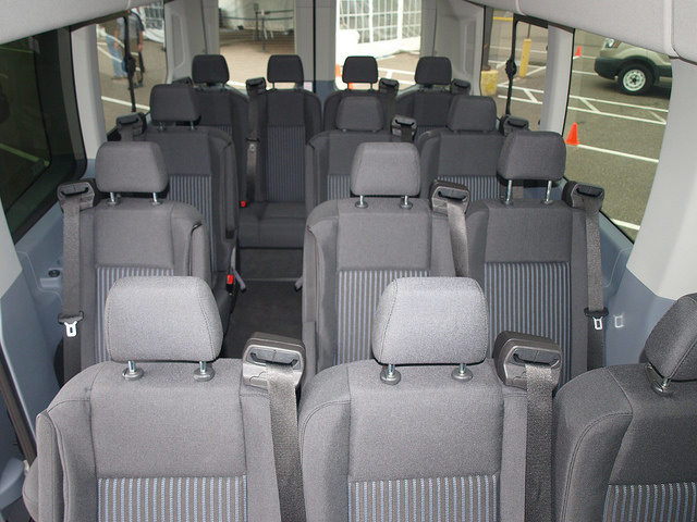 Sprinter Van Service Chicago