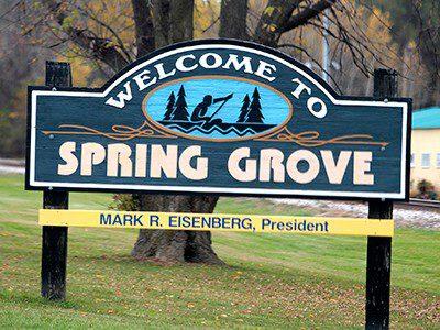 SpringGrove welcome