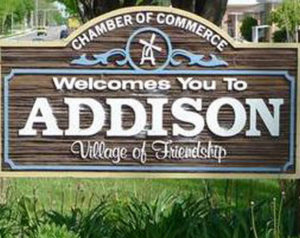Addison - Village Of Friendship