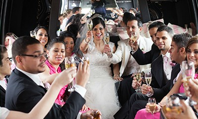 Party Bus Chicago, Limo Bus Rental Chicago