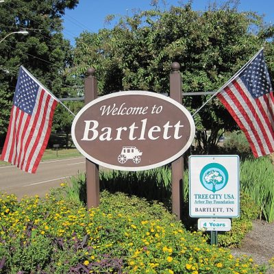 Bartlett TN Welcome