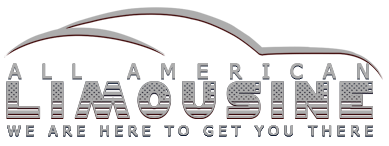 60606 Limousine Services, All American Limousine Logo