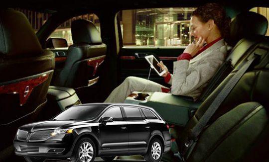 corporate car service Chicago