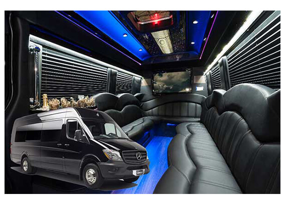Party Bus Downtown Chicago Loop, Chicago Car Service, Chicago Stretch Limo, Limo to O'Hare, Limo at O'Hare, Limo in O'Hare
