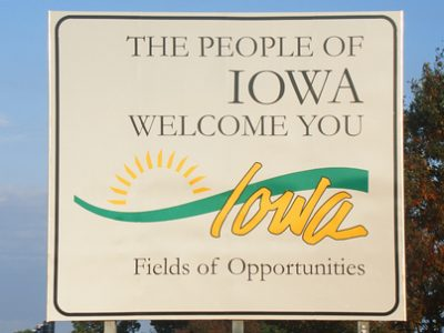 Iowa Welcome