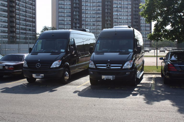 Chicago Limo Buses and Vans | All American Limousine ...