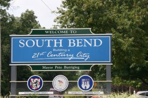 South Bend IN Welcome