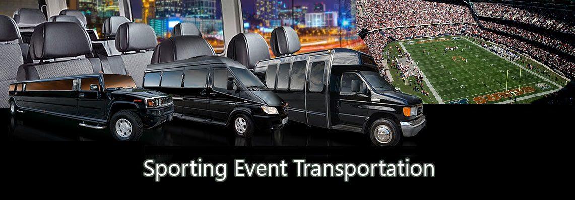 Chicago Sporting Event Transportation