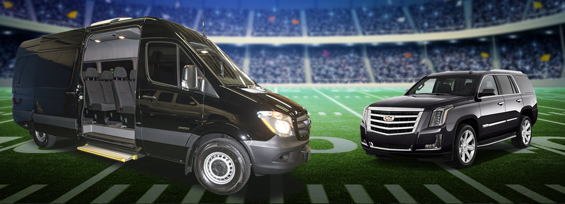 Chicago Sports Events Limo