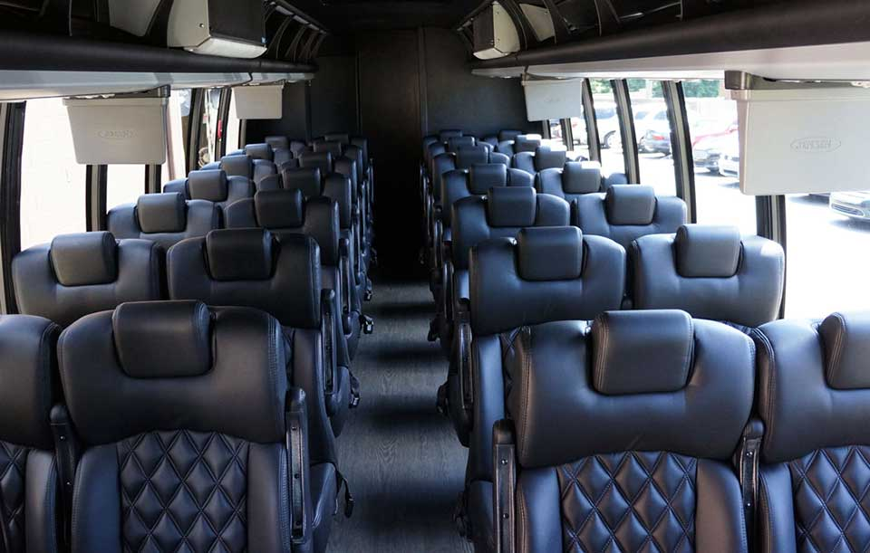Executive-Mini-Coach-Rental-Interior