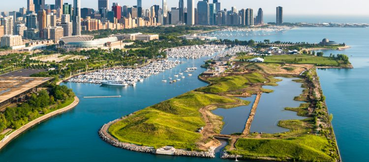 Transportation Service to Northerly Island, Car Service to Northerly Island, Limo Service to Northerly Island, Northerly Island Bus Trips, Northerly Island Transportation
