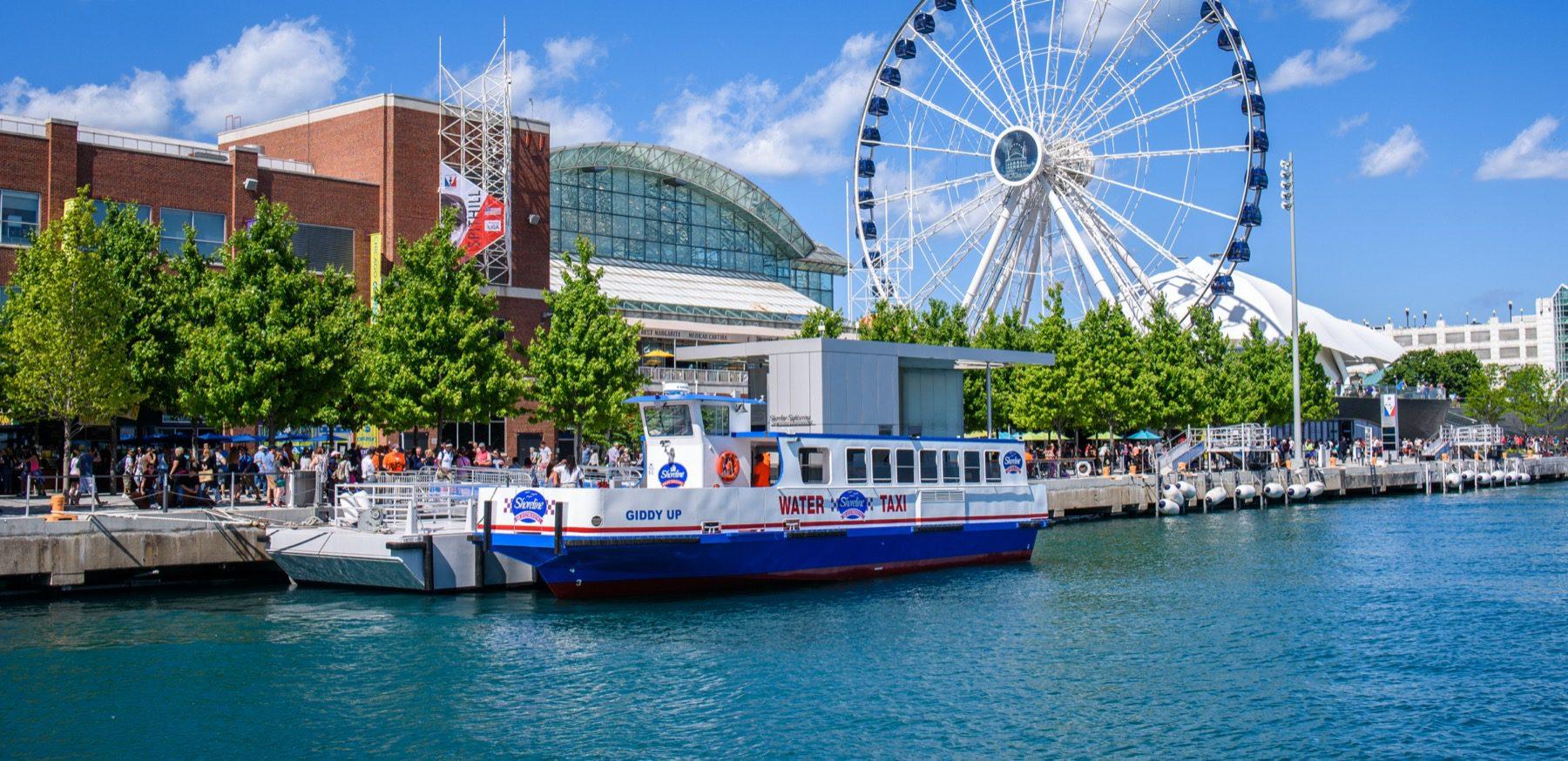 Navy Pier Chicago Limousine Service