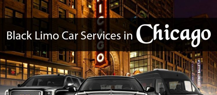 Black limo car services in Chicago