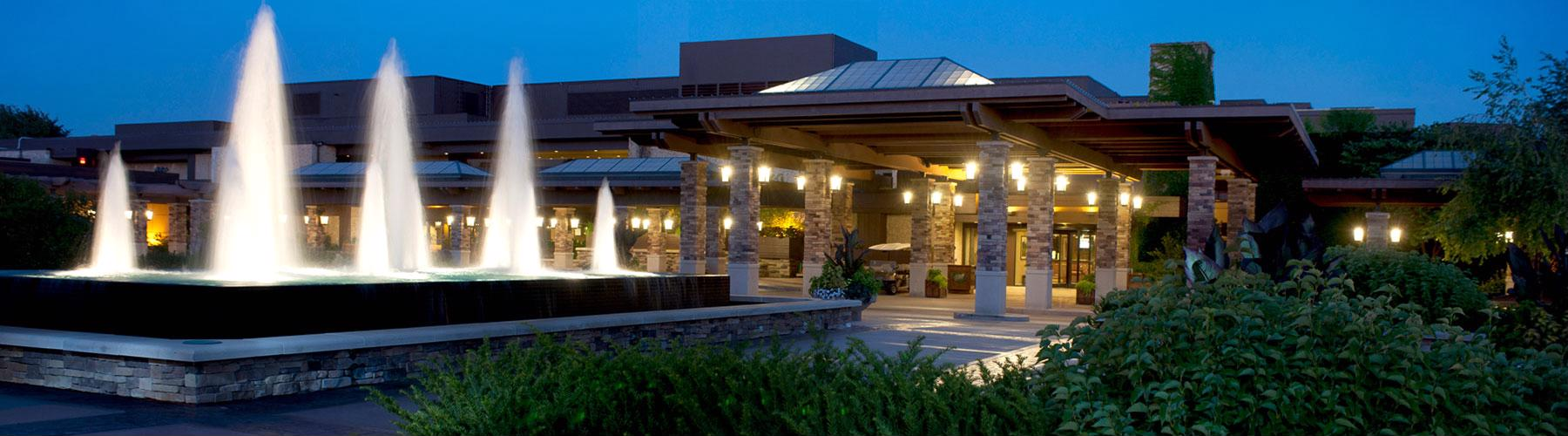 Limo Service to Grand Geneva Resort & Spa Lake Geneva Luxury Resort‎ Wisconsin