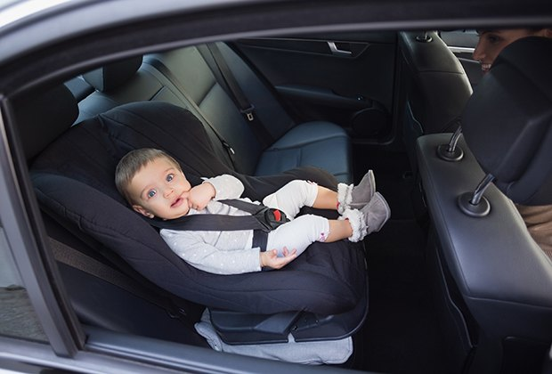 Car Service Chicago Car Seat, Car Seat in Limo Illinois