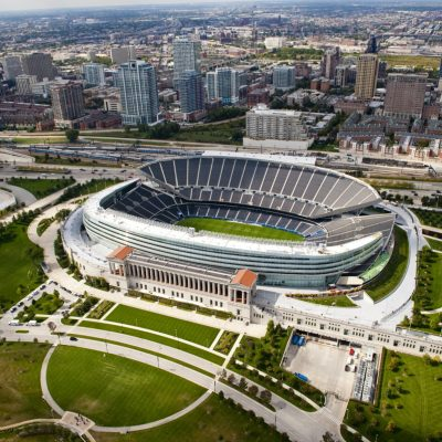 Soldier Field Chicago Limousine Service 2
