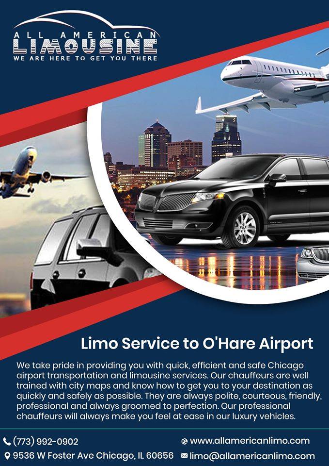 Chicago Airport Limo Service