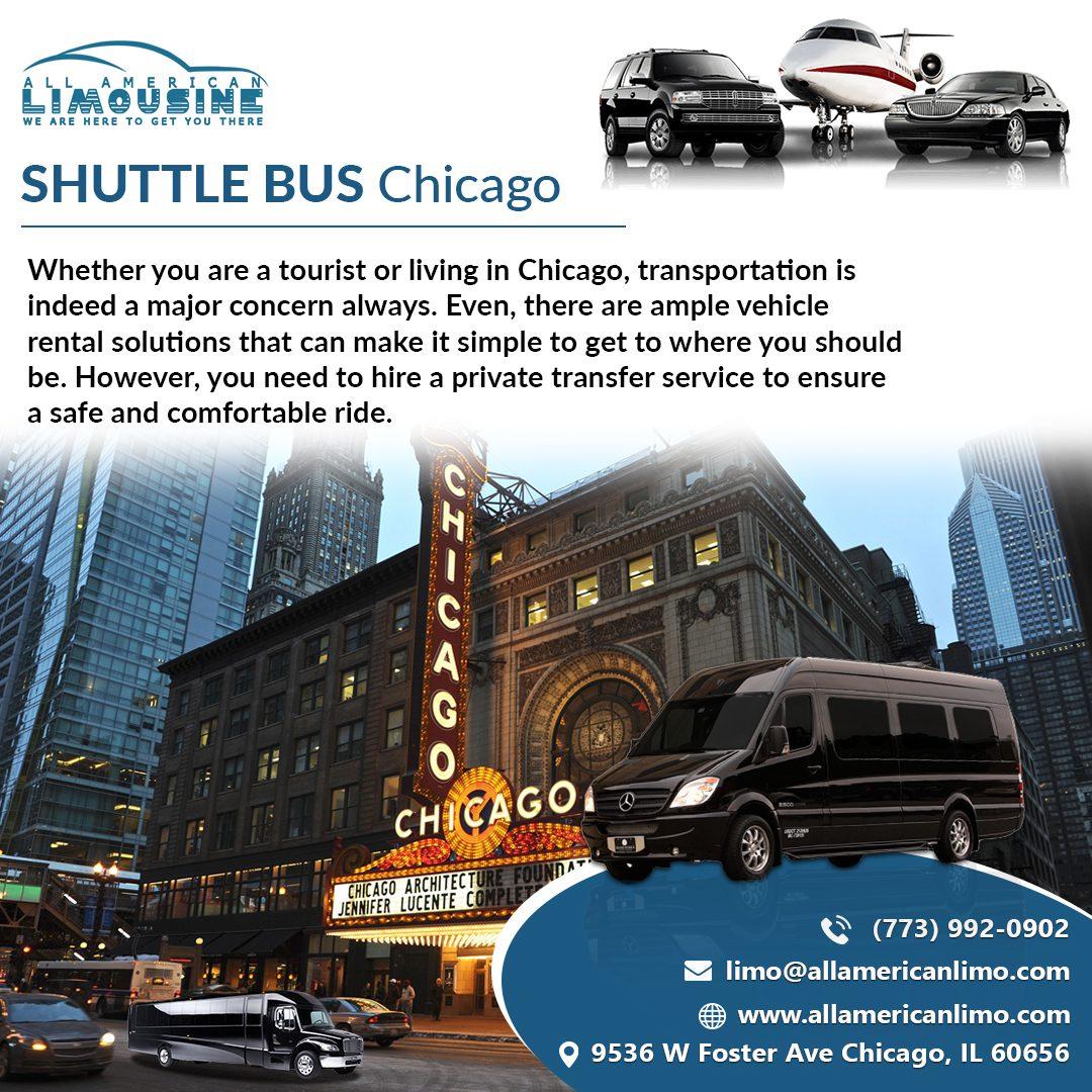 Airline Crew Transportation Chicago, Limousine Airline Crew Shuttle Service, Airline Crew Transfers