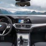 BMW Black Car Service Chicago Interior