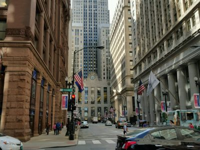 Financial District Chicago Limousine Service