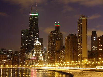 Near North Side Limousine Service Chicago