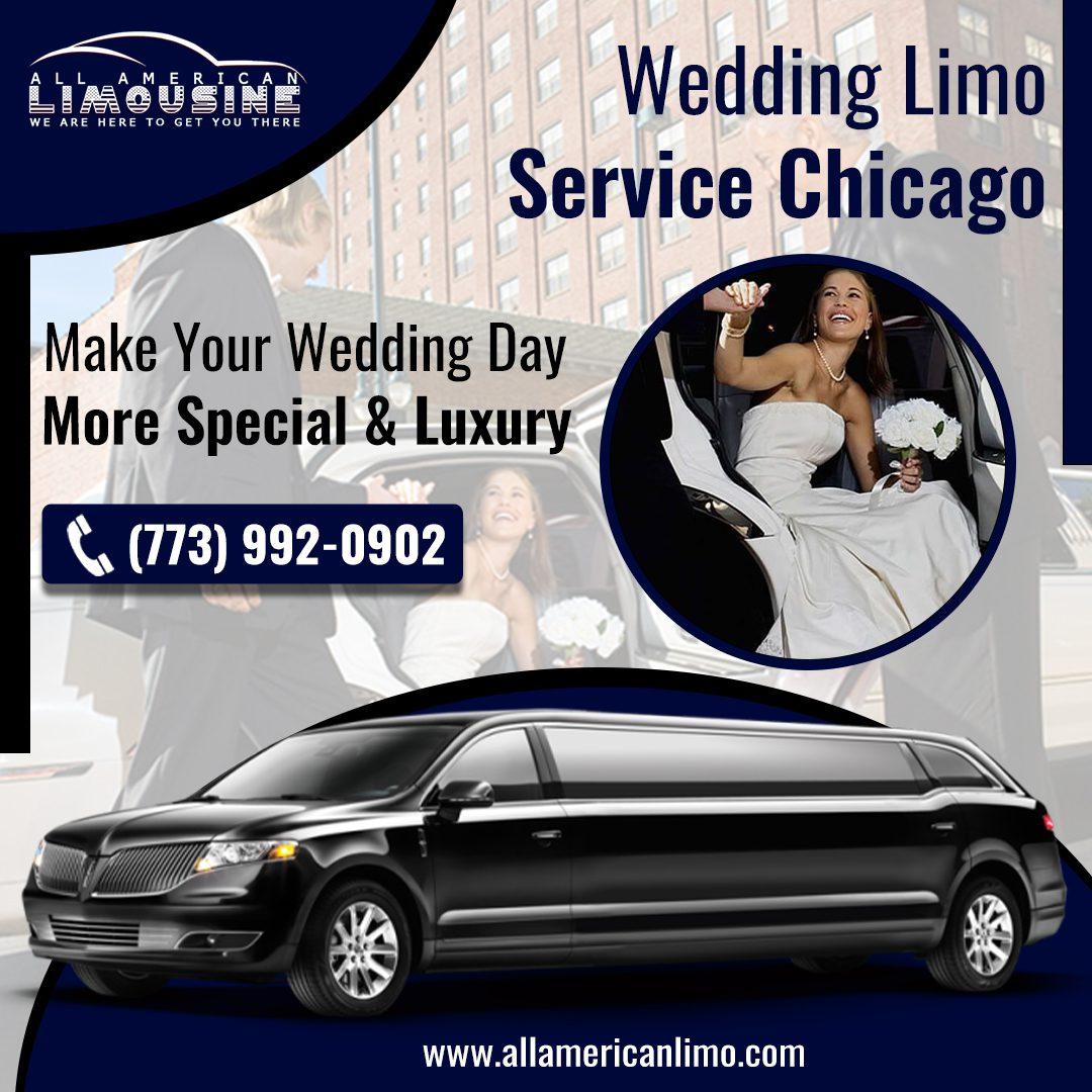 Wedding Limo Service Chicago