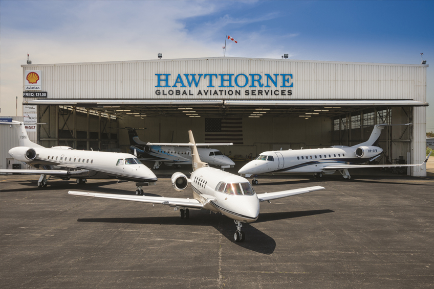 Hawthorne Global Aviation Limousine Services 2