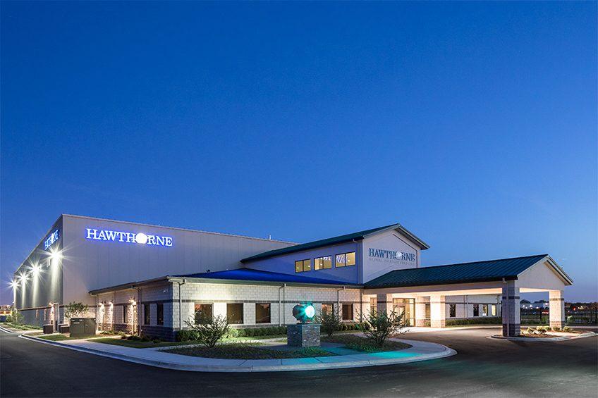 Hawthorne Global Aviation Limousine Services