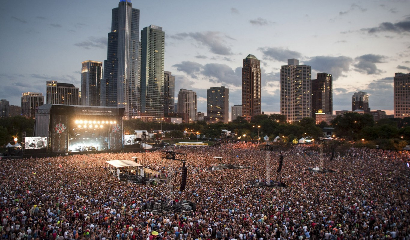 Lollapalooza Chicago Limo Service