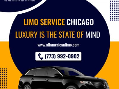 Luxury Limo Service Chicago