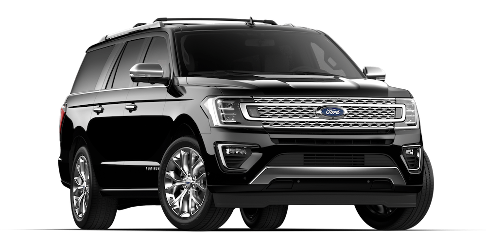 SUV Limo Chicago 2019 Ford Expedition Black